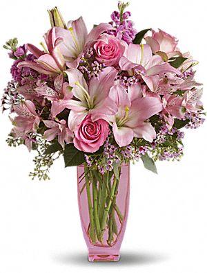 Teleflora Pink Pink Bouquet