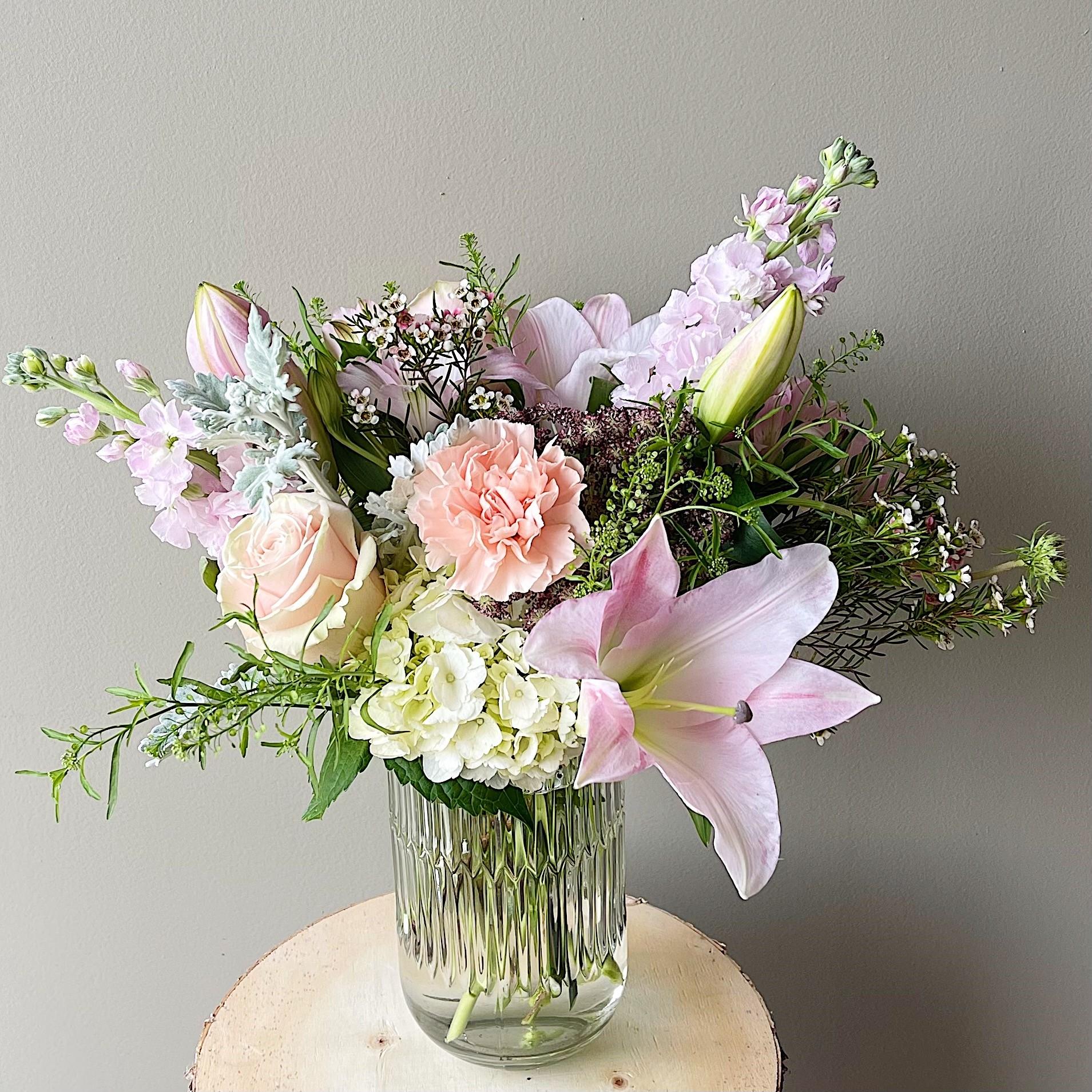 Forth's Vintage Garden Bouquet