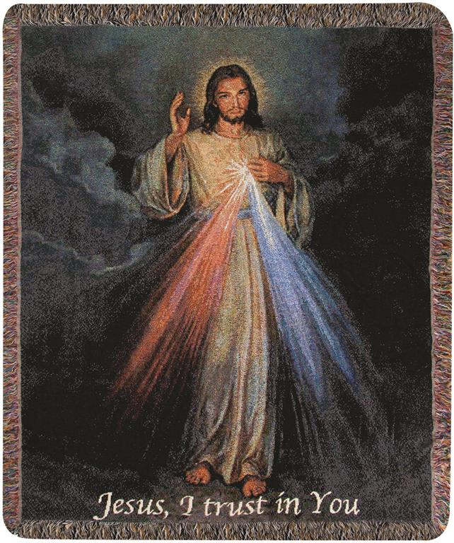 Divine Mercy Throw