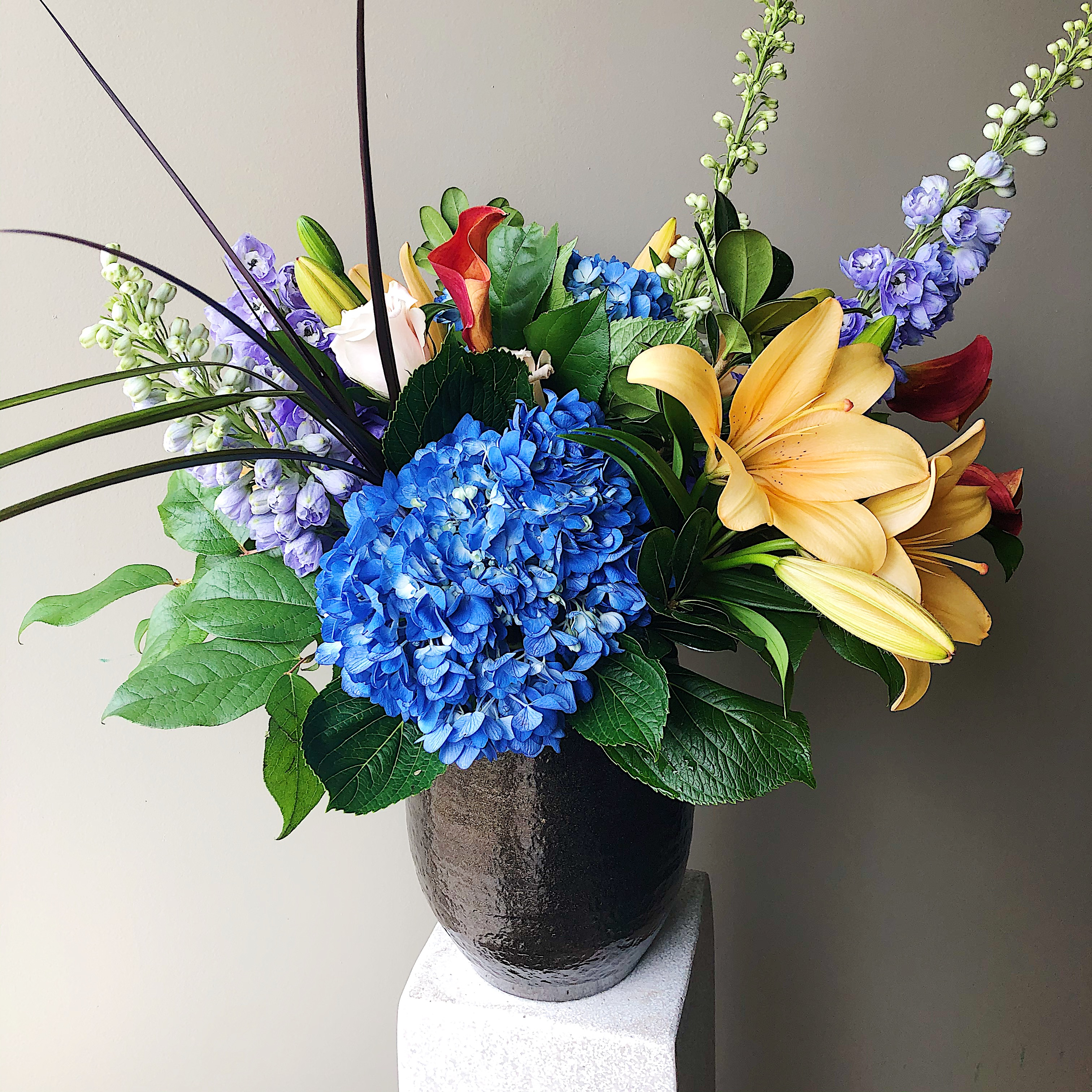 Forth's Band of Color Bouquet