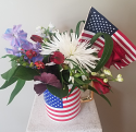 Forth of July Bouquet